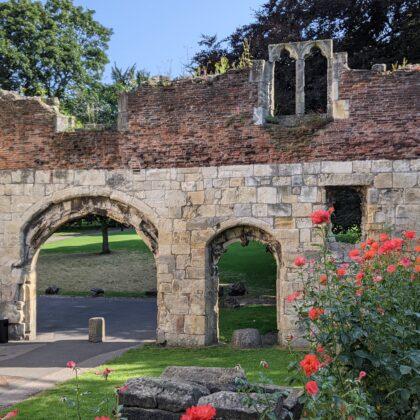 York Museum Gardens - Our Environmental Aspirations