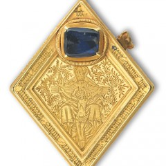 The Middleham Jewel, 1460 © York Museums Trust