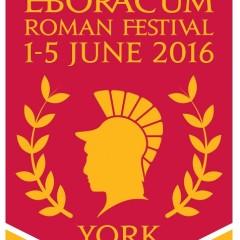 Eboracum Roman Festival Logo 2016