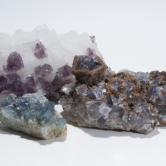 Crystals from Beneath - Yorkshire Museum 2016