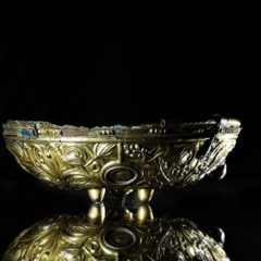 Anglo-Saxon Ormside Bowl © Anthony Chappel-Ross